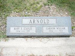 Mary E <i>Staples</i> Arnold
