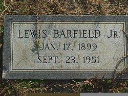 Lewis Edward Barfield, Jr
