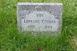Lorraine Cosman