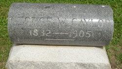 George W. Caylor