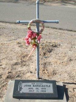 John Barela Barncastle