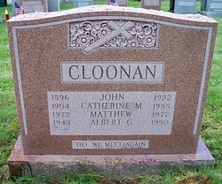 Albert G. Cloonan