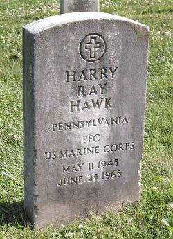PFC Harry Ray Hawk
