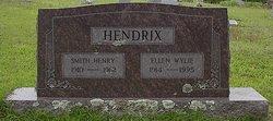 Ellen <i>Wylie</i> Hendrix
