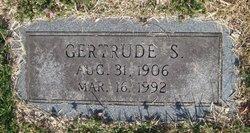 Gertrude C <i>Short</i> Jewell