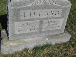 Annie Edith <i>Aleshire</i> Lillard