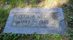 Elsie <i>Anderberg</i> Melby