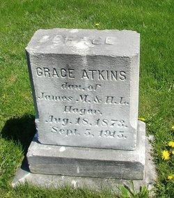 Grace <i>Hagar</i> Atkins