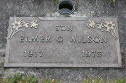 Elmer George Wilson