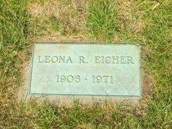 Mrs Leona Rose <i>Fleury</i> Eicher