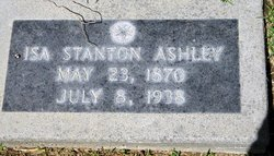 Isa W. <i>Stanton</i> Ashley