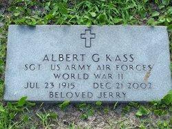 Albert Gerald Jerry Kass