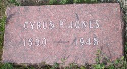 Cyrus Paul Jones
