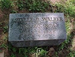 Estelle D <i>Duckworth</i> Walker