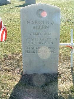 Harold J. Allen