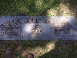 Willie May <i>Thomas</i> Goodson