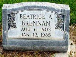 Beatrice A. <i>Hirsch</i> Brennan