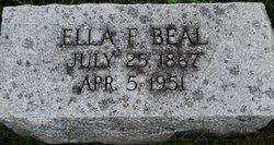Ella Jane <i>Franklin</i> Beal