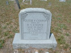 Augusta Gussie <i>Faust</i> Cooper