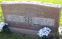 Lena A. Cockrell