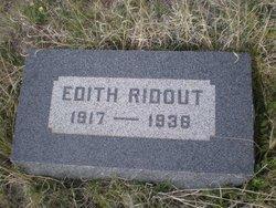 Edith Ridout Hammond