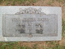 Vina <i>Jester</i> Bates