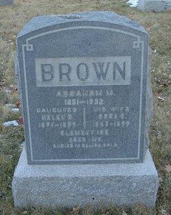 Abraham Miller Brown