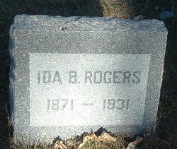 Ida B Rogers