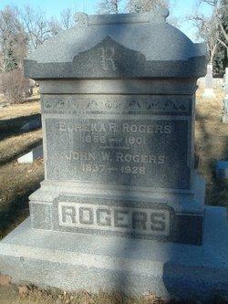 John W Rogers