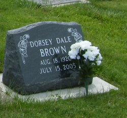 Dorsey Dale Brown