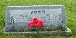 Isaac Newton Brown