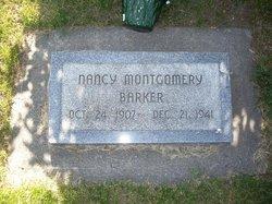 Nancy <i>Montgomery</i> Barker
