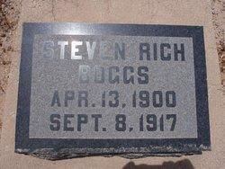 Steven Rich Boggs