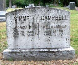Georgia Francis <i>Arnold</i> Simms