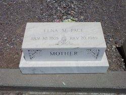 Elna Lucy <i>Mortensen</i> Pace