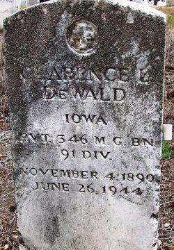Clarence Louis DeWald