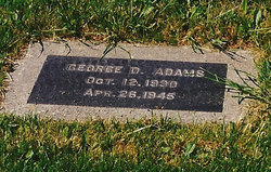 George Delbert Adams