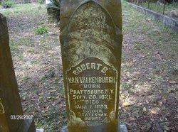 Robert Bruce Van Valkenburgh
