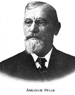 Abraham Staab