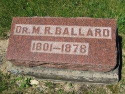 Dr Moses Russell Ballard