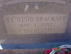 Joseph Elisha Lish Brackner, Jr