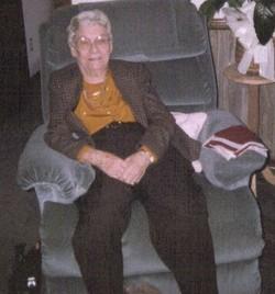 Gwendolyn Pinky <i>Fordham</i> Burch