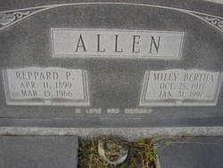Reppard P. Allen