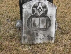 Rev William Daniel Godwin