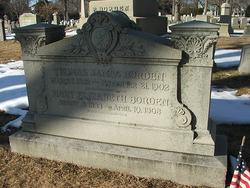 Mary Elizabeth <i>Hill</i> Borden