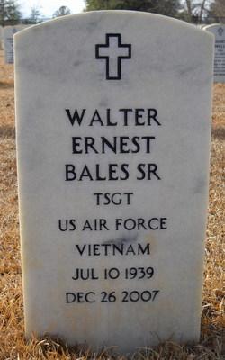 Walter Bales