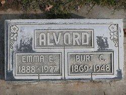 Burt C Alvord