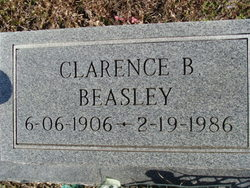 Clarence Barton Beasley