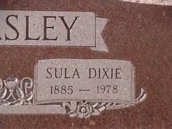 Sula Dixie <i>Dunkin</i> Beasley