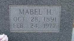 Mabel <i>Hawkins</i> Autry